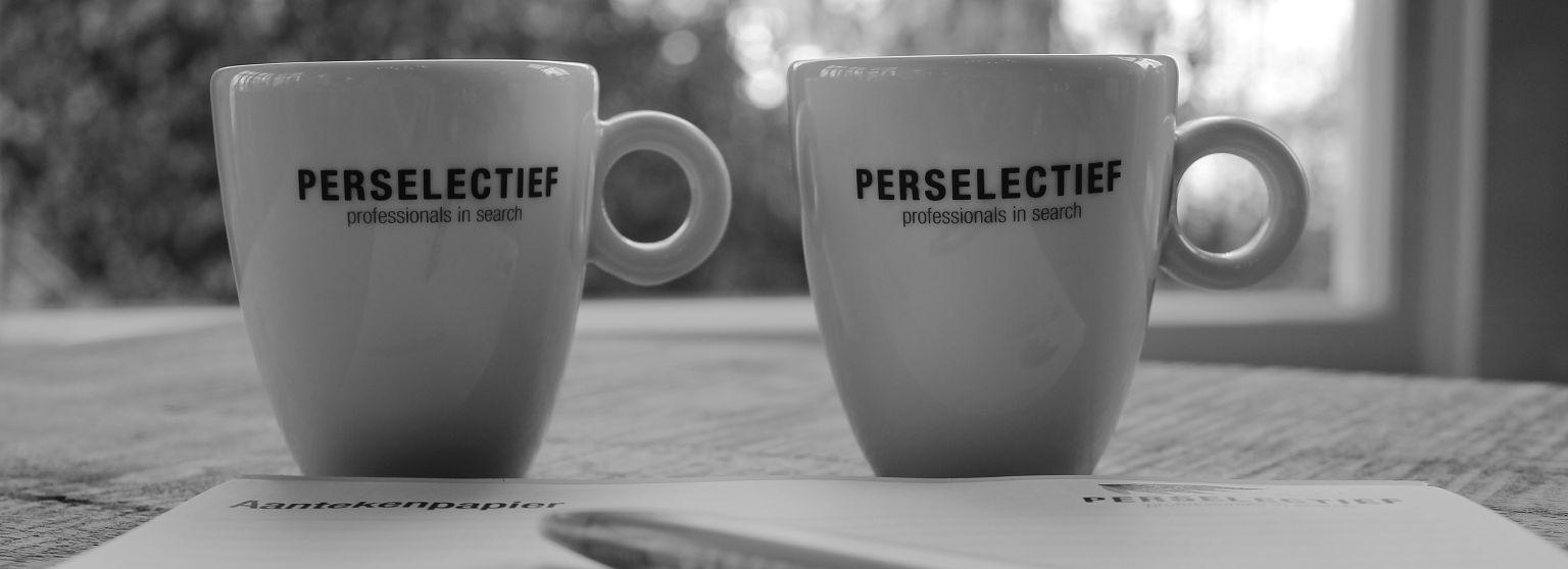 Perselectief heeft de lekkerste koffie van Apeldoorn