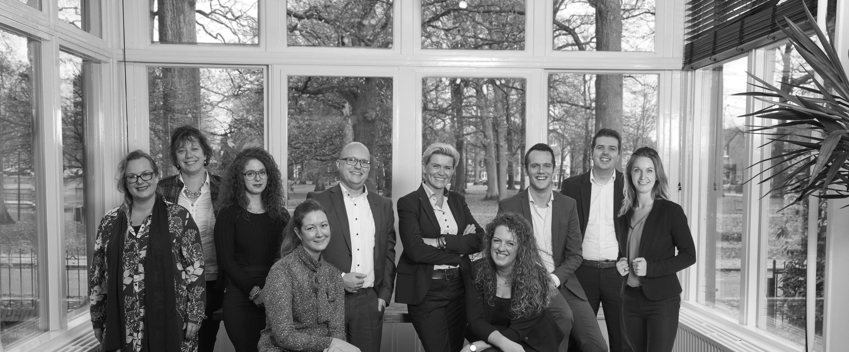 Perselectief Werving en Selectie Apeldoorn Teamfoto