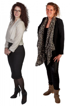 Marloes en Lisa - Perselectief werving en selectie 2 recruiter
